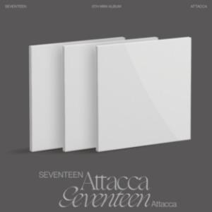 [예약] 세븐틴 - Attacca / 9집 미니앨범