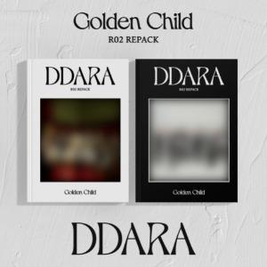 [예약] 골든차일드 - DDARA / 2집 정규앨범 리패키지