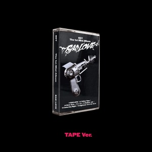 키 - BAD LOVE / 1집 미니앨범 (TAPE ver.)