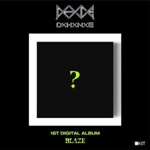 [예약] 도한세 - BLAZE / 1집 디지털 앨범 (키트)