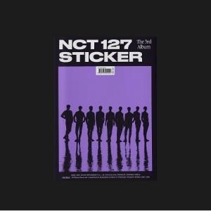 NCT 127 - STICKER / 3집 앨범 (Sticker Ver.)