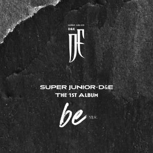 [예약] 슈퍼주니어-D&E - COUNTDOWN / 1집 정규앨범 (be Ver.)