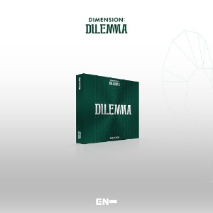 ENHYPEN - DIMENSION : DILEMMA / 1집 정규앨범 (ESSENTIAL Ver.)