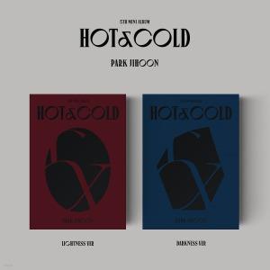 [예약] 박지훈 - HOT&COLD / 5집 미니앨범