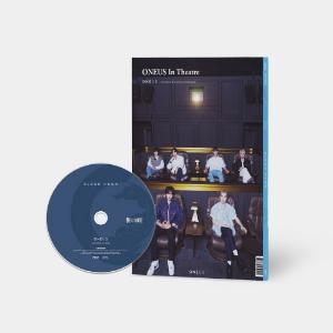 [예약] 원어스 - BLOOD MOON / 6집 미니앨범 (THEATRE ver.)