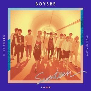 세븐틴 - BOYS BE / 2집 미니앨범 (SEEK VER.)