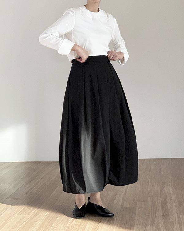 volume skirt (open, 단독 주문 시 선발송)