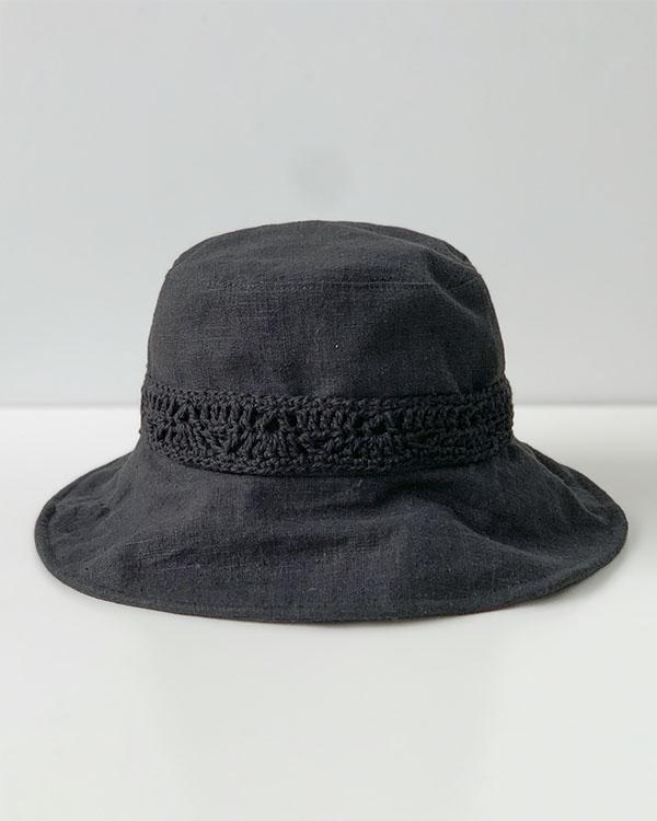 [nature] linen bucket hat (단독 주문시 선발송)