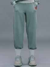 [신세경 착용] Sweat Jogger Pants_Light Khaki