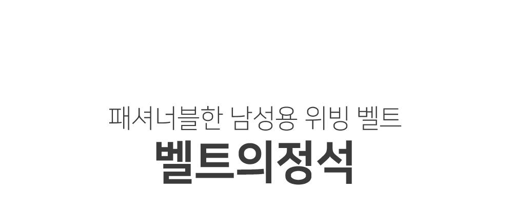 허리띠 상품 이미지-S8L1