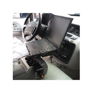 차량용 넷북거치대/소형 노트북거치대/크램프결합방식/IK-CL1000/책상, 파티션등 기타 다양한 장소에도 결합 거치 가능