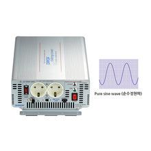 국산 순수정현파 싸인웨이브 인버터  DK1210  최대1000W /DC 12V to AC 220V