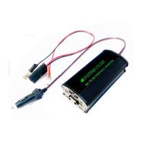 국산 차량용 디지털 인버터 DC24V AC220V 최대 800W SJ-7024B {시가잭소켓 또는 밧데리 직접 연결방식}