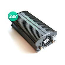 국산 차량용 디지털 인버터 DC24V AC220V 최대 2100W SJ-20024B {밧데리 직결케이블 연결방식}