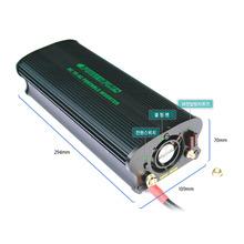 국산 차량용 디지털 인버터 DC24V AC220V 최대 5000W SJ-45024B {밧데리 직결케이블 연결방식}