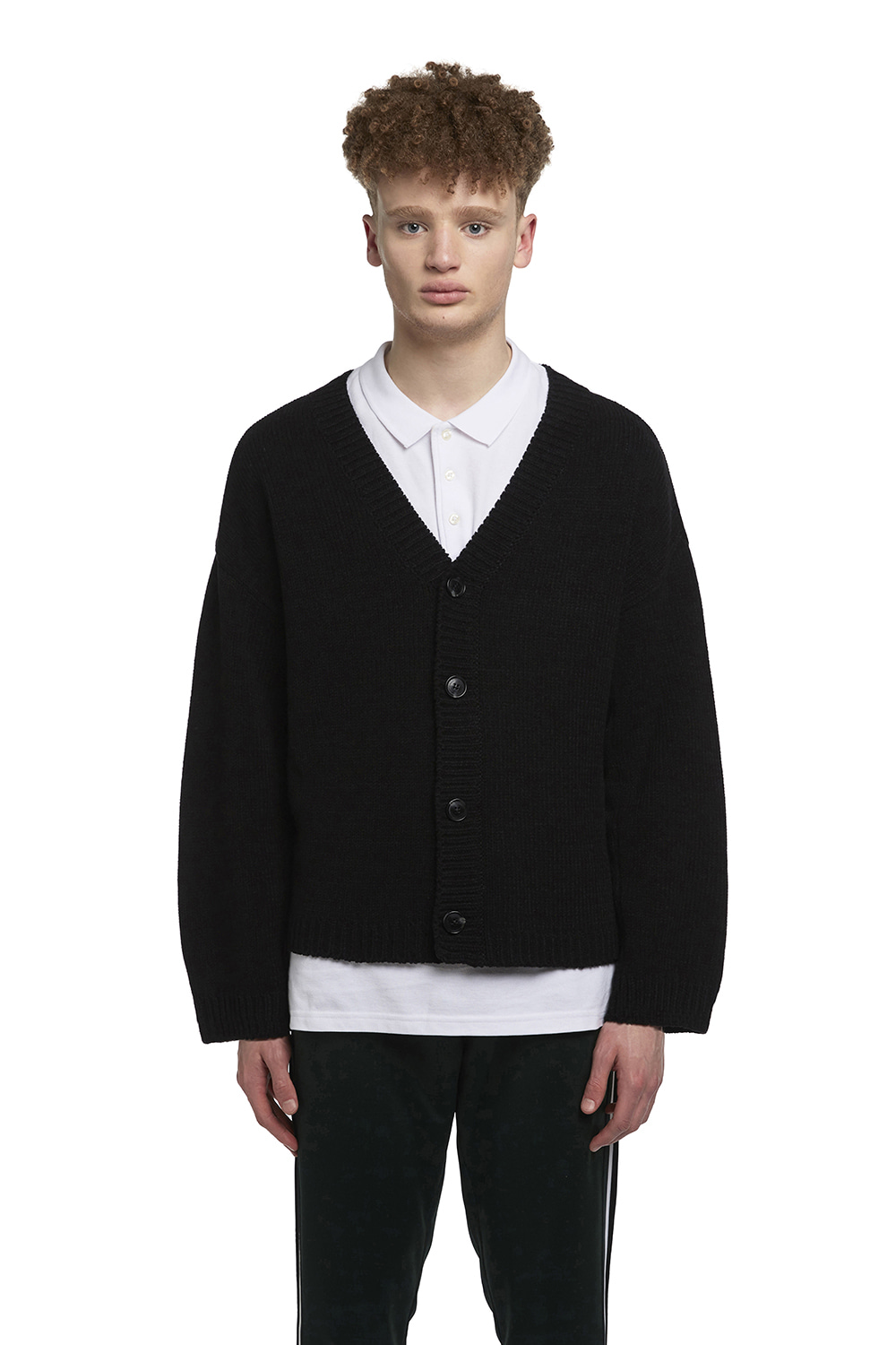 Trunkproject Cropped Cardigan Jacket