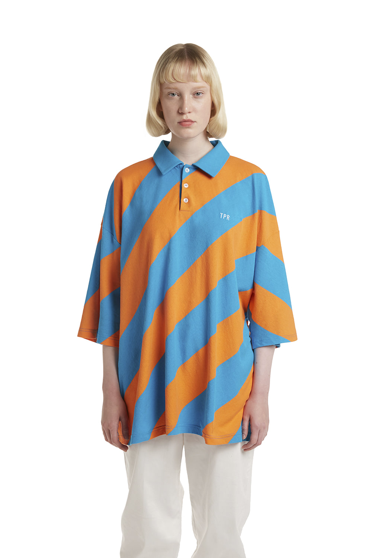 Bold Stripe Pk Shirts