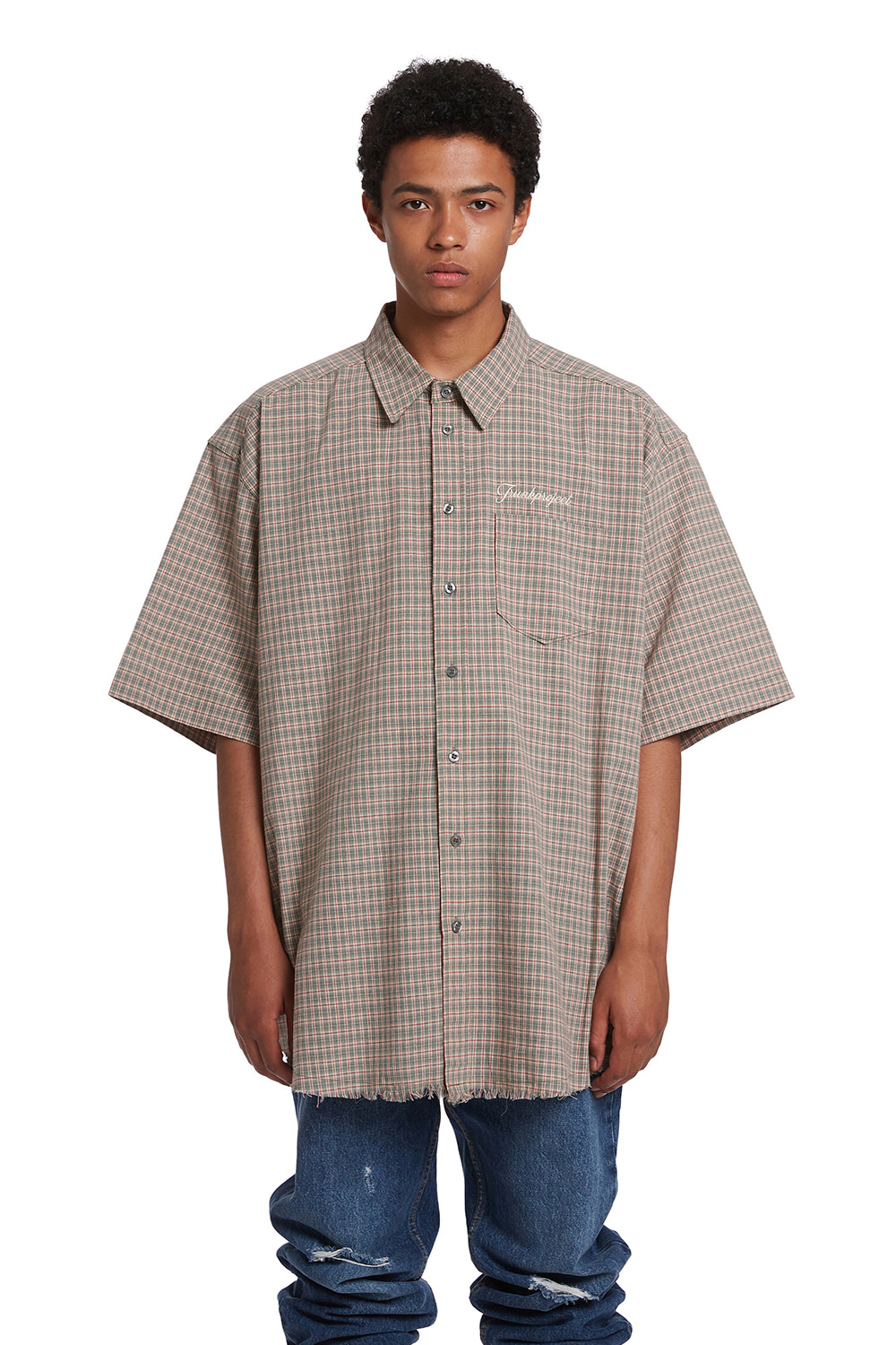 Full-Over Check Shirts
