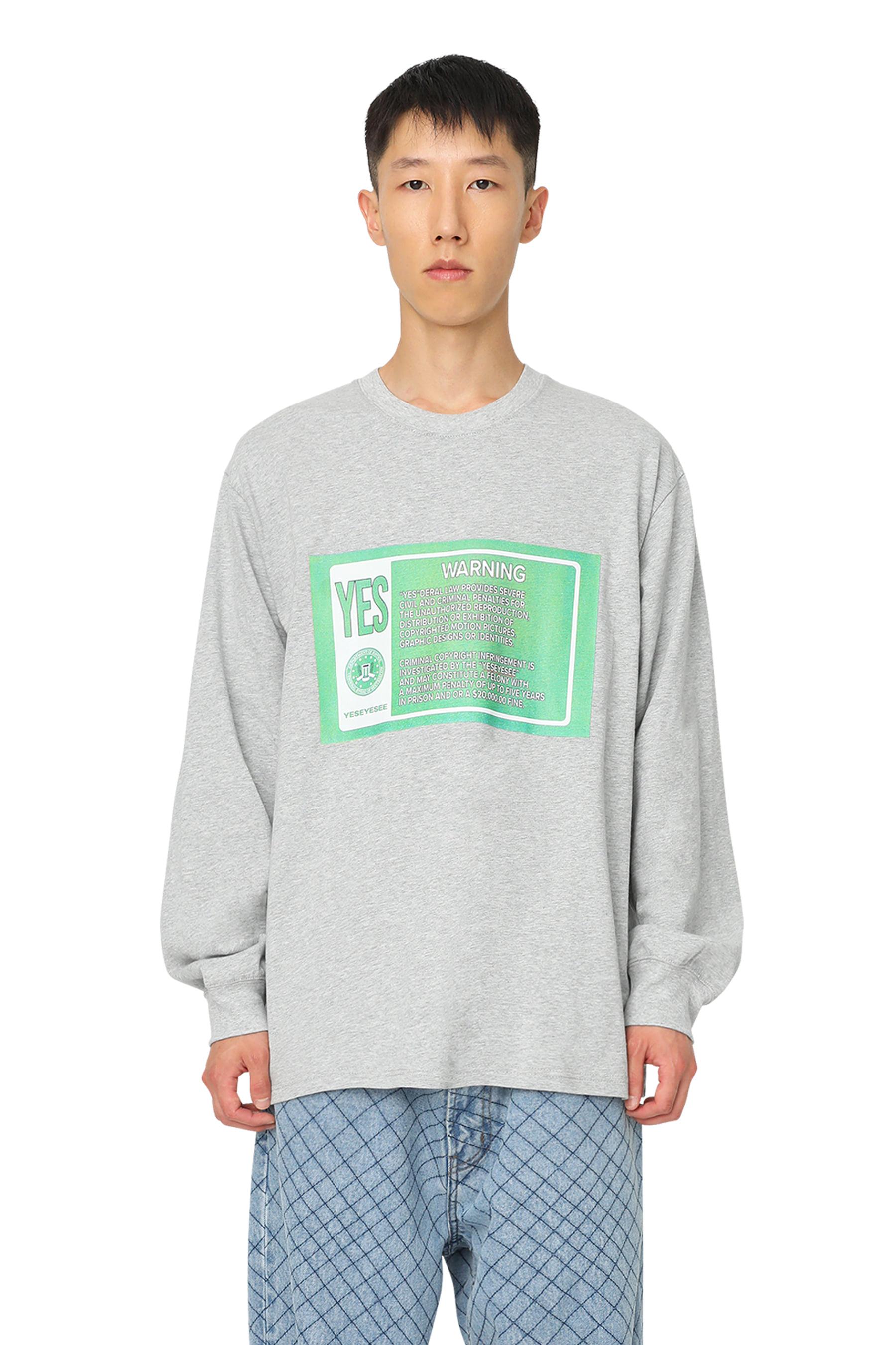 G-Screen L/S Grey