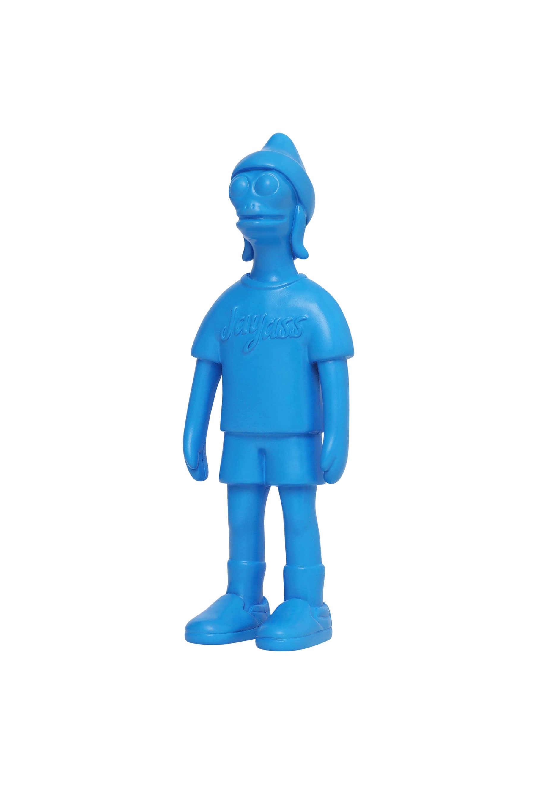 JAYASSEYESEE Figure Blue