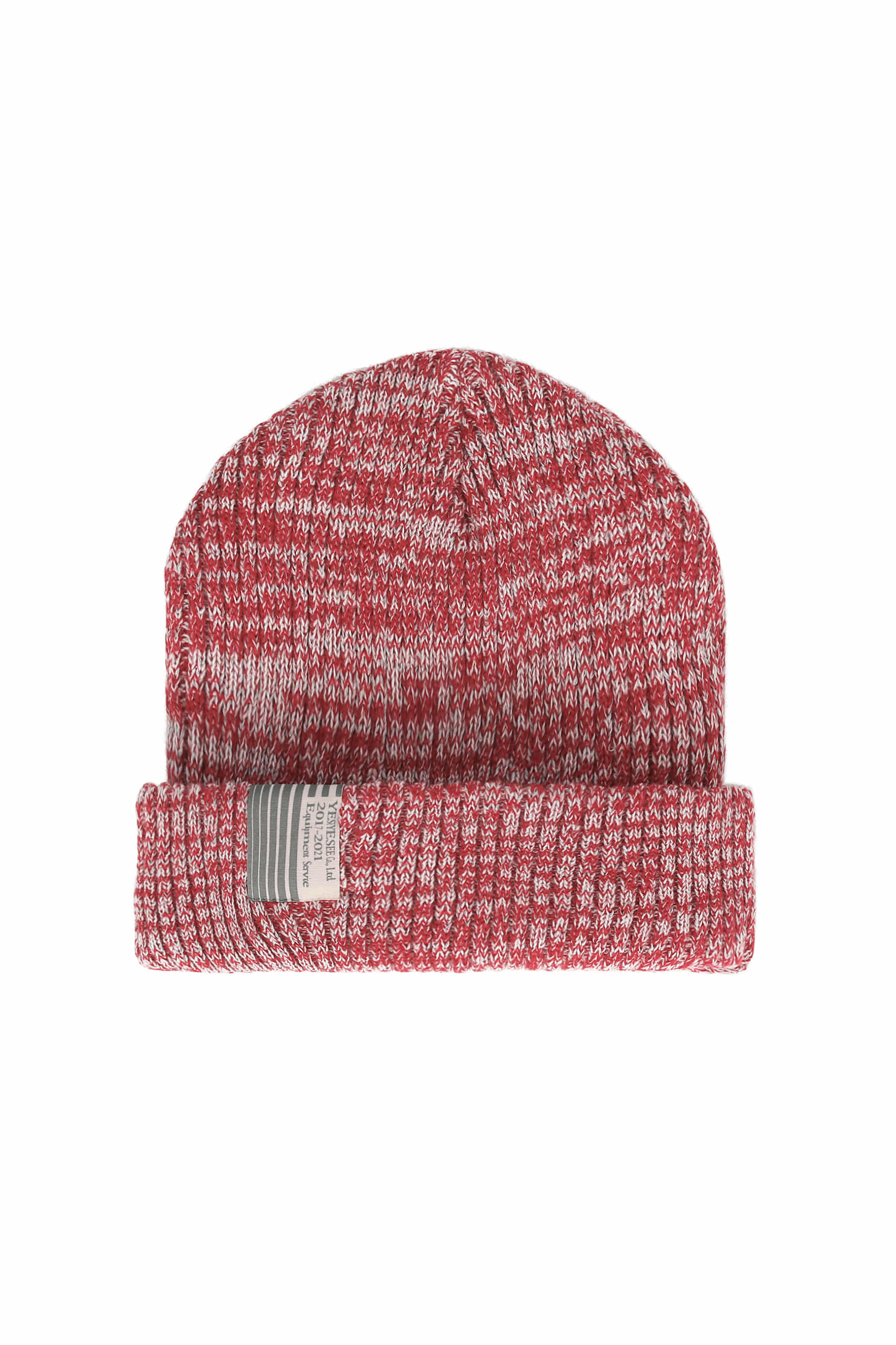 Reflective Beanie Red