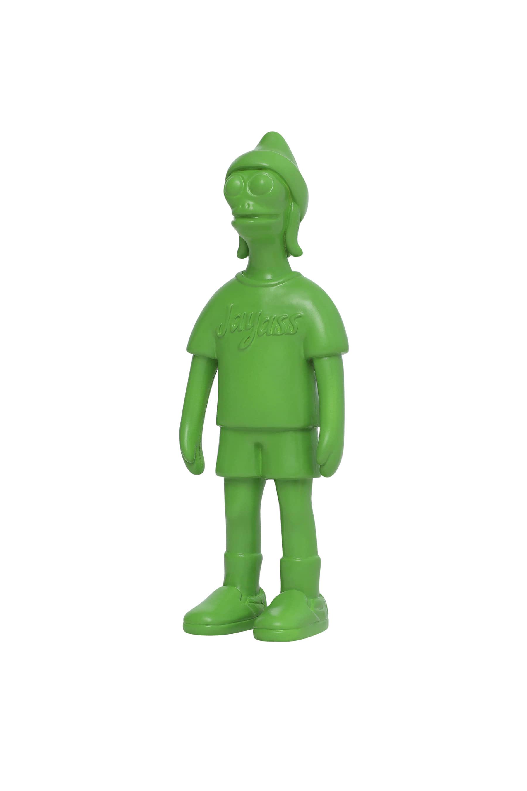 JAYASSEYESEE Figure Green