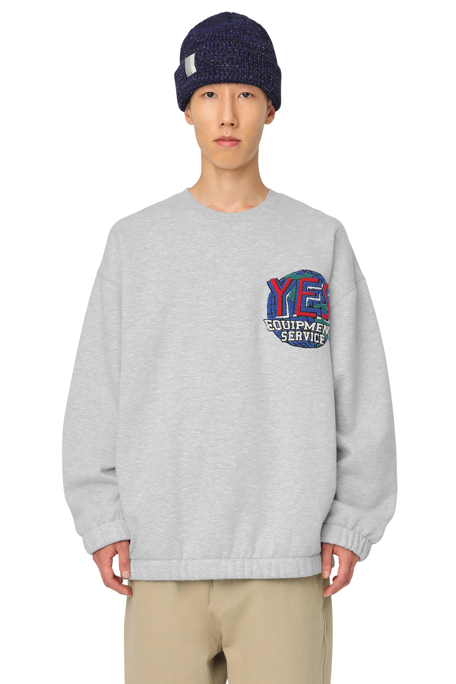 Globe Sweatshirts Grey