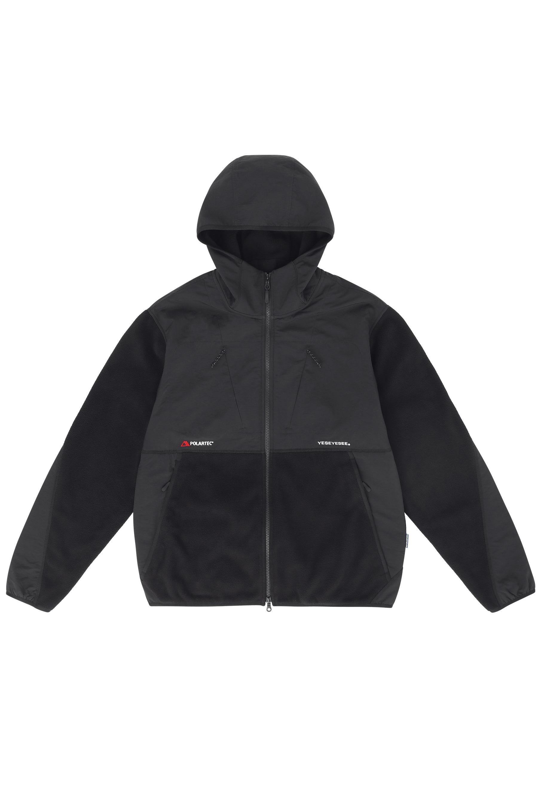 POLARTEC® Fleece Active Jacket Black