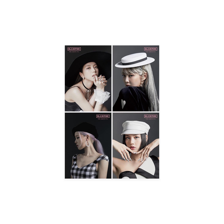 BLACKPINK 1st FULL ALBUM 「THE ALBUM -JP Ver.-」(솔로반)