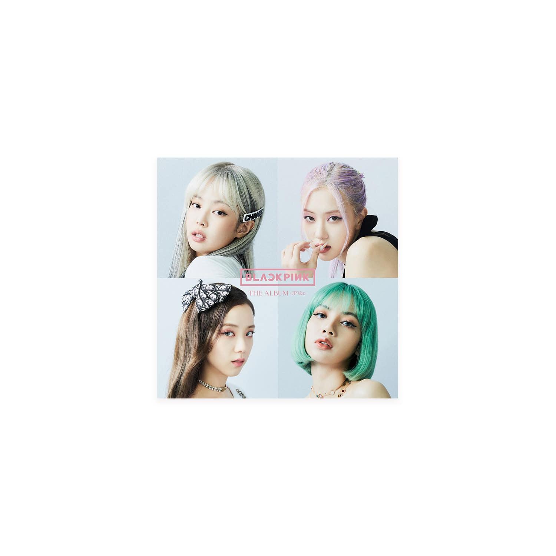 BLACKPINK 1st FULL ALBUM 「THE ALBUM -JP Ver.-」 (통상반)