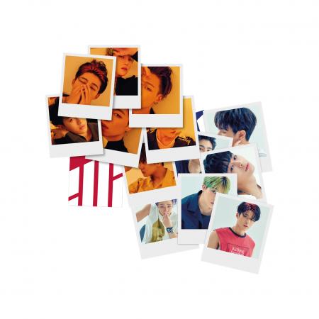 [CONTINUE] iKON PHOTO CARD SET