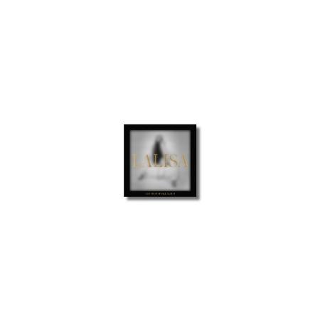 LISA FIRST SINGLE ALBUM LALISA KiT ALBUM