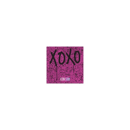 JEON SOMI THE FIRST ALBUM XOXO KiT ALBUM