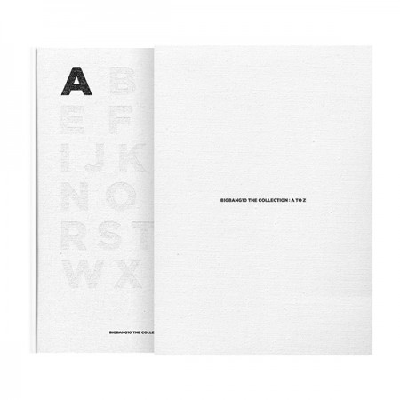 BIGBANG10 THE COLLECTION: A TO Z