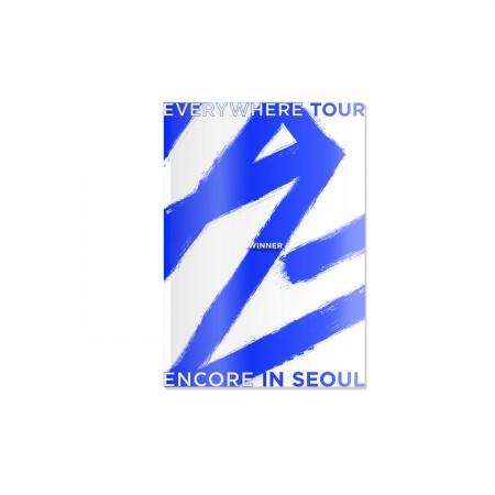 2019 WINNER EVERYWHERE TOUR ENCORE IN SEOUL [DVD+LIVE CD]