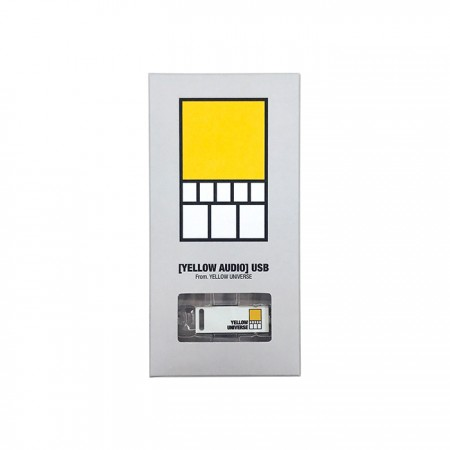 YELLOW AUDIO USB From.YELLOW UNIVERSE