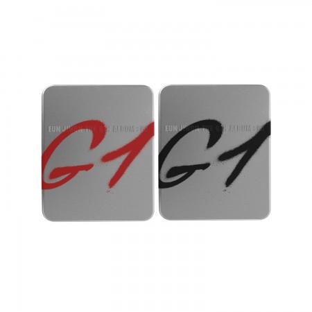 EUN JIWON THE 6TH ALBUM : G1