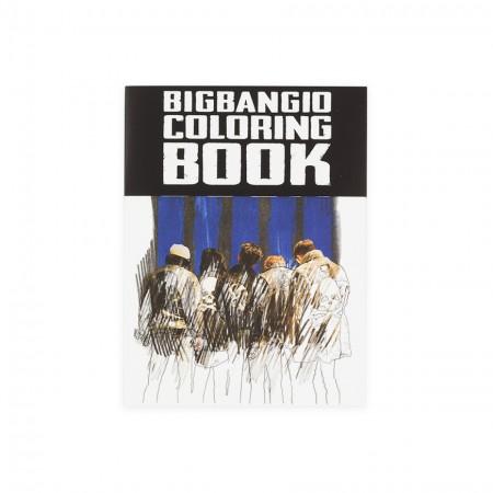 [10th] BIGBANG COLORING BOOK