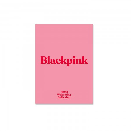 BLACKPINK's 2020 WELCOMING COLLECTION