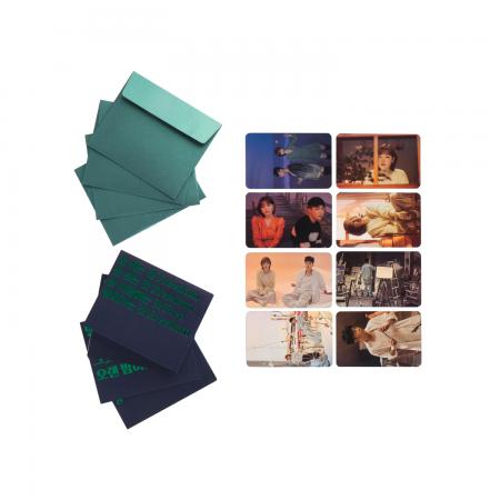 [YGBOX7] AKMU CHRISTMAS CARD SET