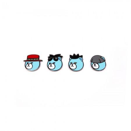 [0TO10] KRUNK X BIGBANG MULTI ACCESSORY