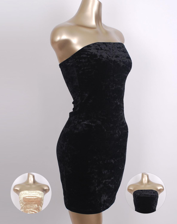 튜브 드레스