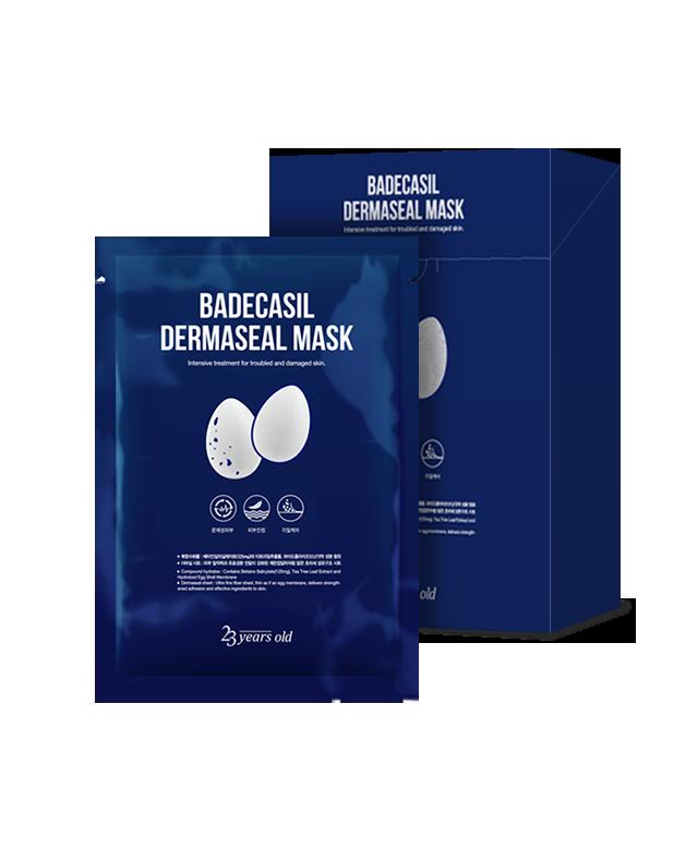 바데카실 더마실 마스크(10매입)