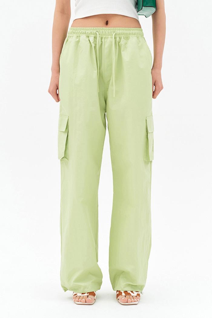 Track Pants Green