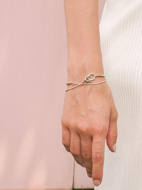 pin line bracelelt