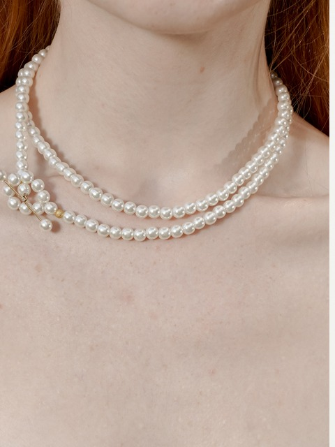 romi pearl necklace